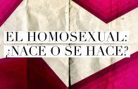 """Cap #25 """"El homosexual: ¿nace o se hace?"""