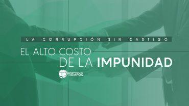 """Cap #63 """"La corrupción sin castigo"""""""