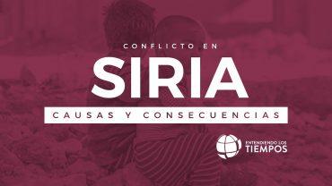 """Cap #66 """"Conflicto en Siria: Causas y consecuencias"""""""